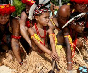 Indiens Brésil Amérindiens